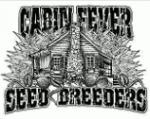 Logo Cabin Fever Seed Breeders