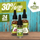 CBD Oil 30% discount 24h