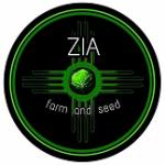 Logo Zia Farm and Seed