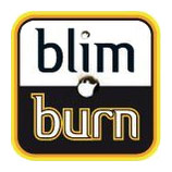 Logo Blim Burn Seeds