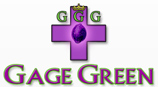 Logo Gage Green Genetics