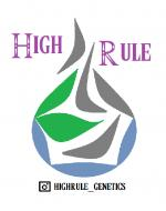 Logo Highrule Genetics